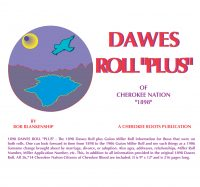 Cherokee Name Search | Dawes, Baker, Guion Miller Search